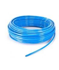 Műanyagcső kék PA12 10x8 K (25 m)