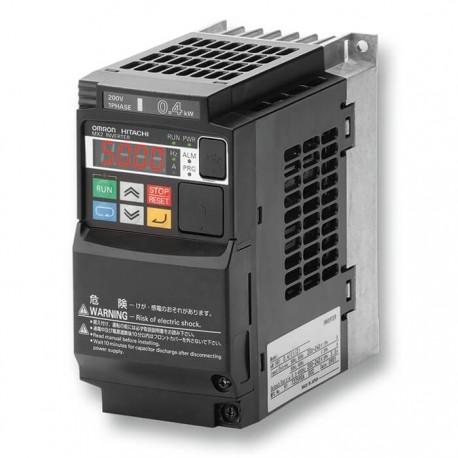 Frekvenciaváltó 400V, HD: 5,5 A / 2,2 kW, IP20