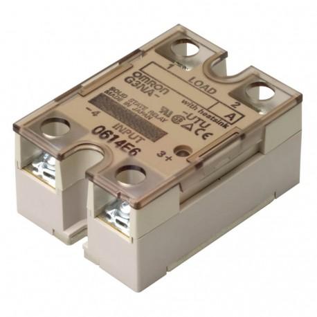 Szilárdtestrelé 5-24VDC / 40A / 200-480VAC