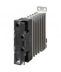 Szilárdtestrelé hűtőbordával 12-24VDC / 18A / 24-240VAC