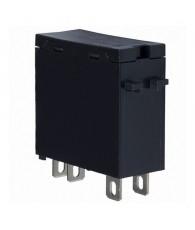Szilárdtestrelé, foglalatba illeszthető 5-24VDC / 2A / 57-264VAC