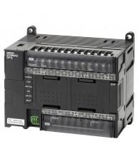 Kompakt PLC központi egység Ethernet funkciókkal, 10 k lépés beépített programtároló RAM-al, real time órával, 32 k szó 16 bites