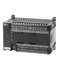 Kompakt PLC központi egység 40 I/O 24VDC Ethernet funkciókkal