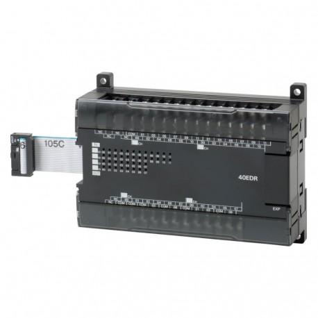 Kompakt PLC bővítő egység 40 I/O PNP tranzisztor kimenettel