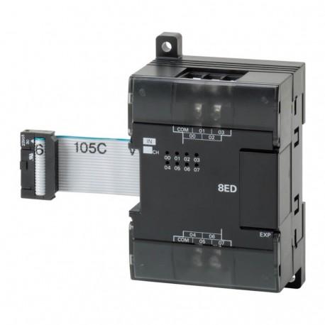 Kompakt PLC bővítő egység 8 bemenettel