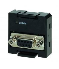 RS-232C soros kommunikációs interfész CP1, CP2 és CJ2 sorozatú PLC-khez