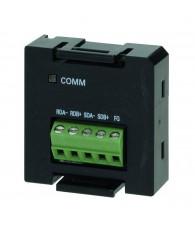 RS-422/485 soros kommunikációs interfész CP1 típusú PLC-hez, max távolság 50 m.