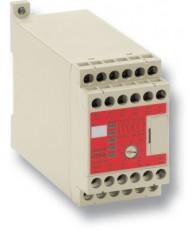 Biztonsági relé 3NO+1NC 24VAC/DC