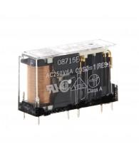 Kis méretű, 4 áramkörös biztonsági relé 3 záró-, 1 nyitó érintkezővel. Működtető feszültség: 24VDC.