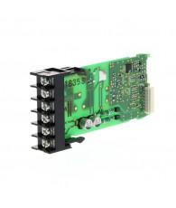 Kimeneti modul K3HB-X / -V / -H / -S panelmüszerekhez, 0 - 5, 1 - 5, 0 - 10 V kimenettel és 10 VDC segédtáppal.