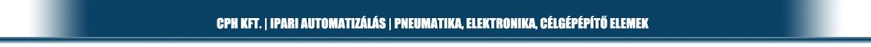 CPH Kft. | Ipari automatizálás | Pneumatika, elektronika, célgépépítő elemek